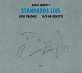 Keith Jarrett Trio: Standards Live