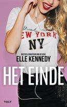 Boek cover Off Campus 3 -   Het einde van Elle Kennedy (Paperback)