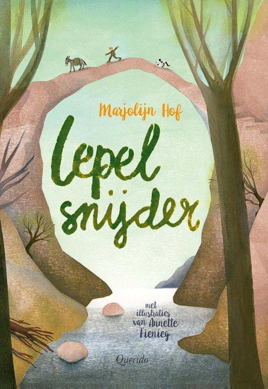 Lepelsnijder - Marjolijn Hof |
