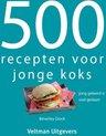 Afbeelding van het spelletje 500 recepten voor jonge koks