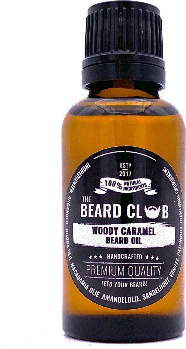 The Beard Club - Woody Caramel - 30ml - The Beard Club