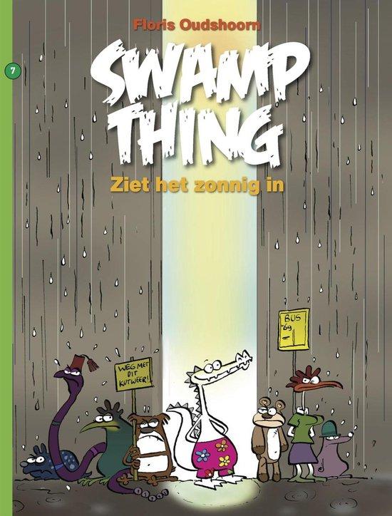 Swamp thing 07. ziet het zonnig in