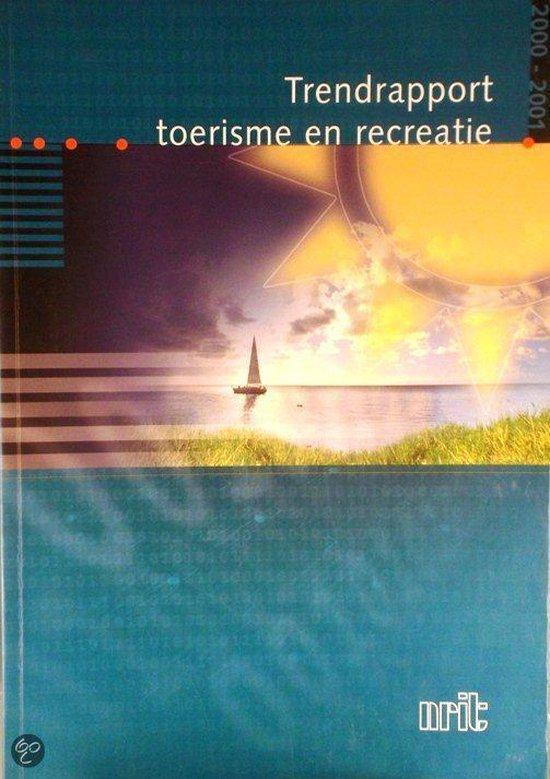 2000/2001 Trendrapport Toerisme en Recreatie - NB  