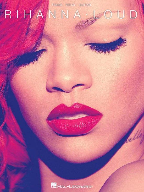 Boek cover Rihanna - Loud Songbook van Rihanna (Onbekend)