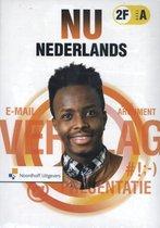 NU - Nederlands 2F Leerwerkboek (deel A en B)