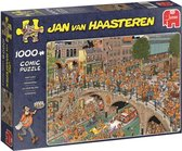 Jan van Haasteren Koningsdag puzzel - 1000 stukjes