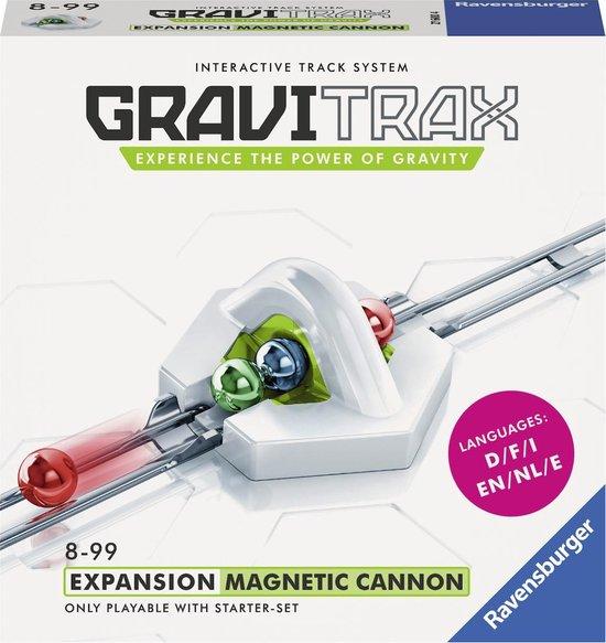 Afbeelding van Ravensburger GraviTrax® Kanon Uitbreiding - Knikkerbaan speelgoed