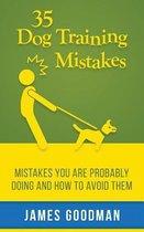 35 Dog Training Mistakes