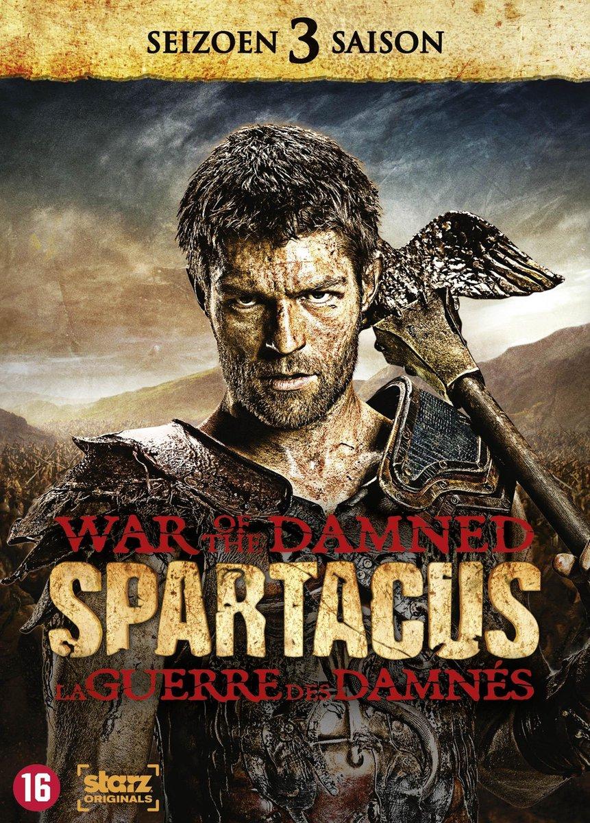 Spartacus - Seizoen 3 (War Of The Damned) -