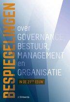 Bespiegelingen over governance, bestuur, management en organisatie in de 21ste eeuw