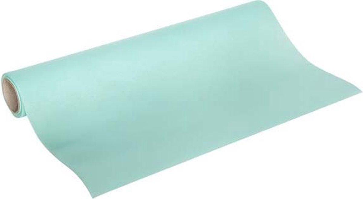 Cosy & Trendy Tafelloper 3-in-1 - 0,40 x 4,8 meter (mint groen) - Cosy&Trendy
