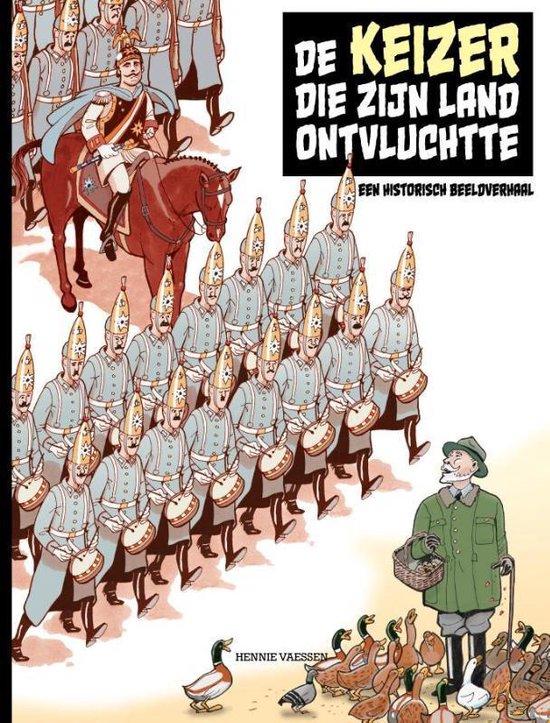 De Keizer die zijn land ontvluchtte - Hennie Vaessen   Readingchampions.org.uk
