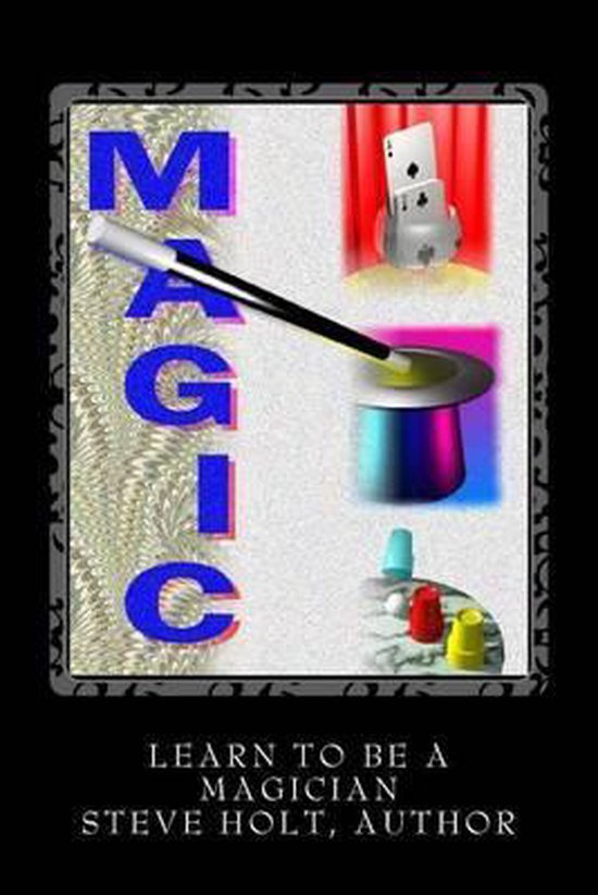 Learn to Be a Magician