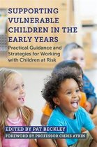 Omslag Supporting Vulnerable Children in the Early Years