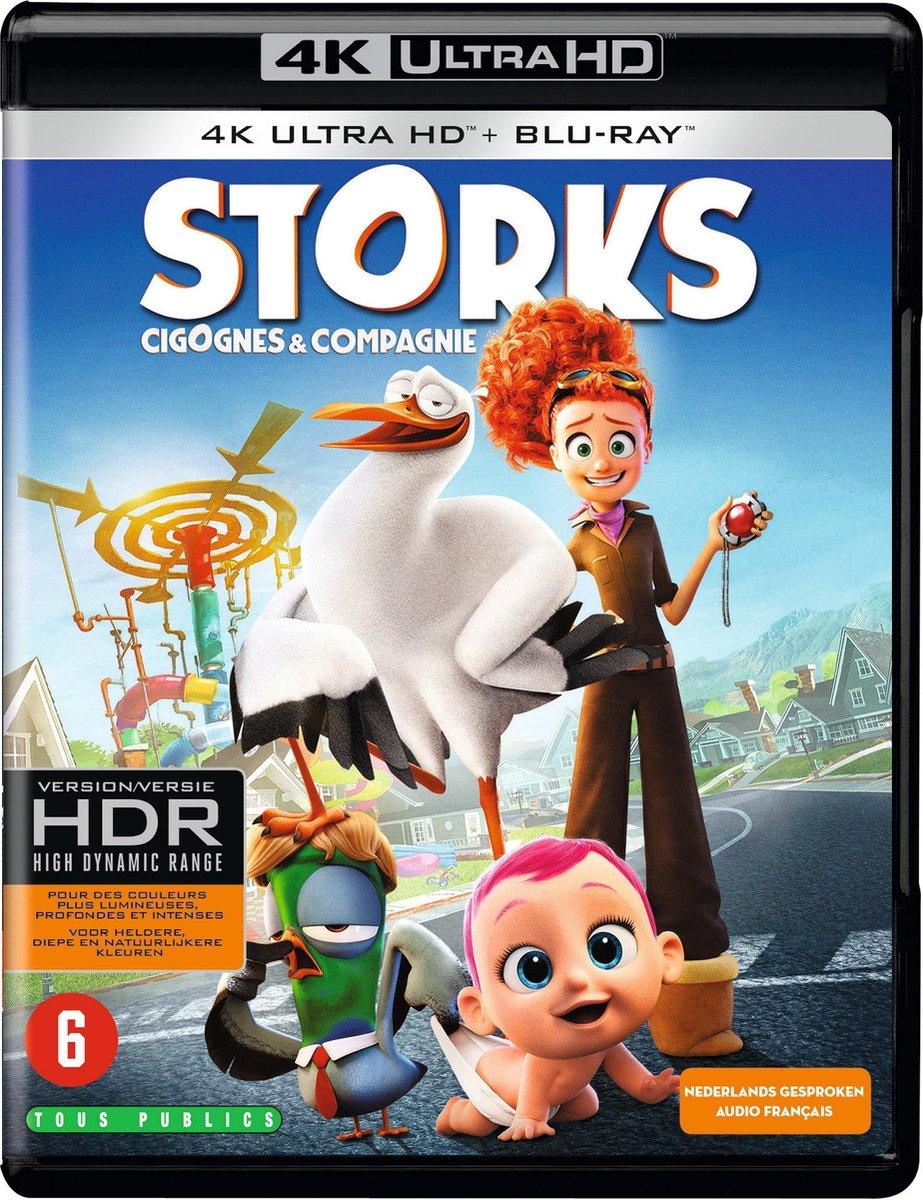 Storks (4K Ultra HD Blu-ray)-