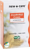 New Care Vitamine C1000 Zuurvrij - 60 Tabletten - Vitaminen