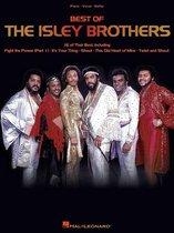 Boek cover Best of the Isley Brothers (Songbook) van Isley Brors, (Onbekend)