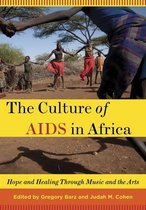 Omslag The Culture of AIDS in Africa