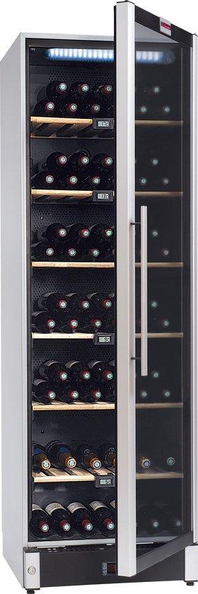 Koelkast: La Sommelière VIP180 - Wijnkoelkast - 195 flessen, van het merk La Sommelière