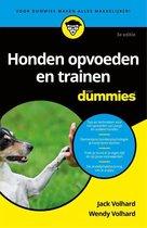 Voor Dummies  -   Honden opvoeden en trainen voor dummies