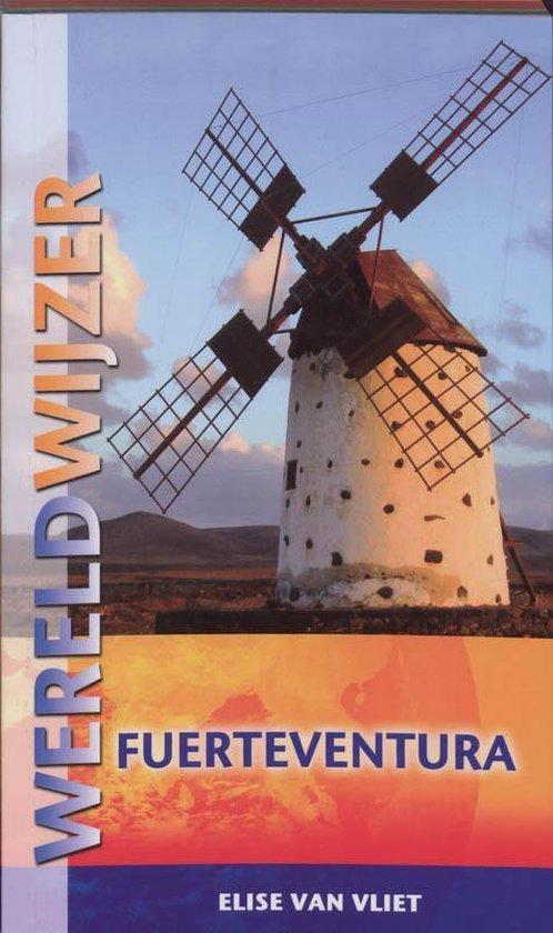 Wereldwijzer - Fuerteventura - Eddy Van Vliet | Fthsonline.com