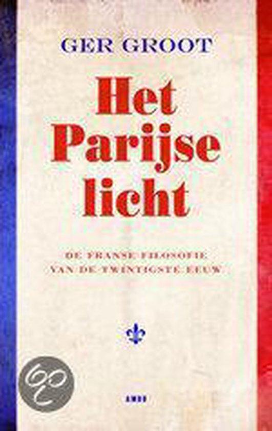Het Parijse licht - Ger Groot |