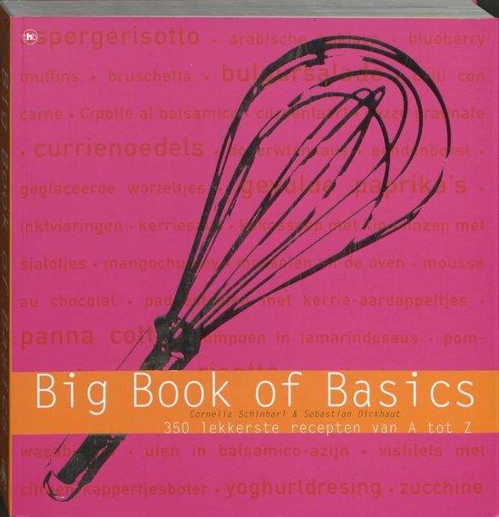 Big book of basics - Cornelia Schinharl |