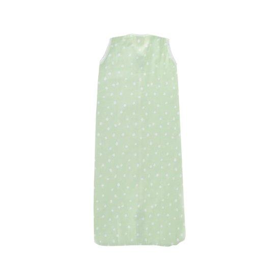 Little Lemonade Slaapzak zomer 90cm Dots green