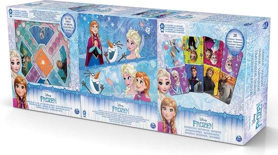 Afbeelding van het spel Spin Master Games Frozen - Games Bundle