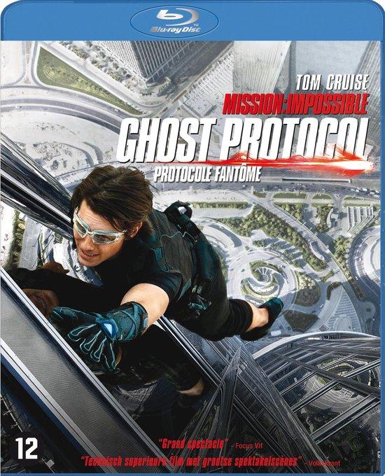 Cover van de film 'Mission Impossible 4 - Ghost Protocol'