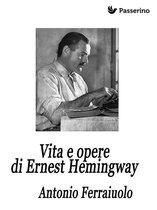 Omslag Vita e opere di Ernest Hemingway