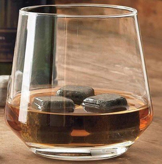 Whisky Stenen - 17 stuks - Echte Whiskey Stenen on the Rocks