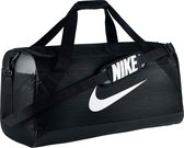 Nike Brasilia Medium Sporttas - Black