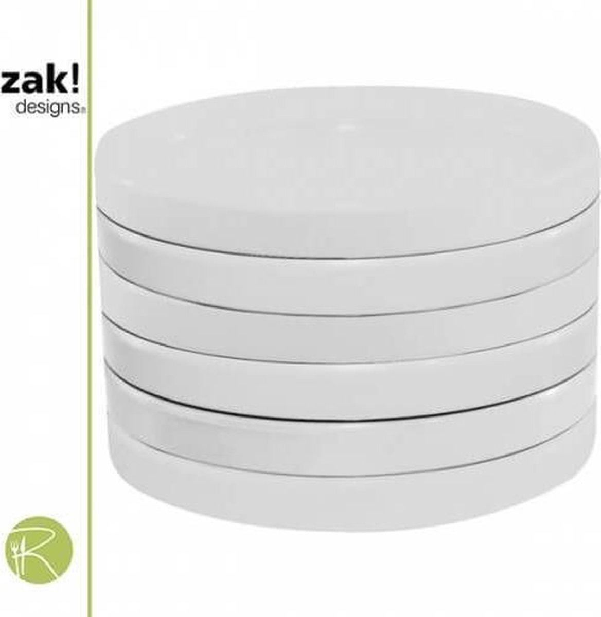 Onderzetters Voor Glazen - Zak!Designs - Party - set van 6 - zak!Designs