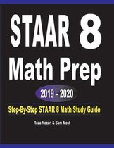 STAAR 8 Math Prep 2019 - 2020