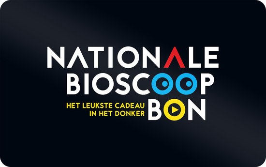 Nationale Bioscoopbon - 50 euro