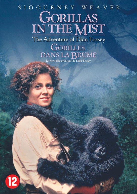 Cover van de film 'Gorillas In The Mist'