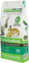 Back-2-Nature Bodem voor Knaagdieren - Bodembedekking -  30 L