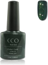 CCO Shellac - Toxic Love 40547 - Diep Smaragd Groen- Gel Nagellak
