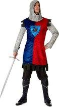 LUCIDA - Draken ridder kostuum voor mannen - XL