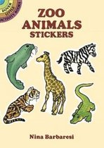 Zoo Animals Stickers