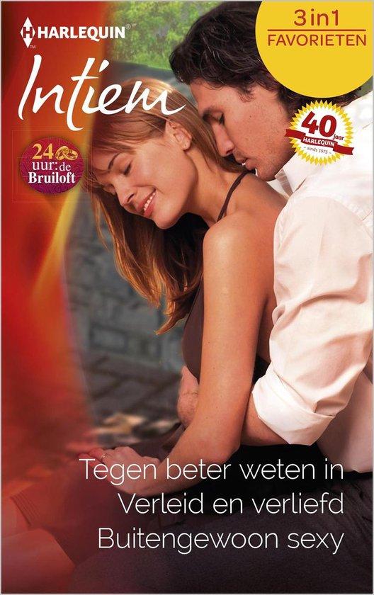 Tegen beter weten in / Verleid en verliefd / Buitengewoon sexy - Intiem Favorieten 460, 3-in-1 - Heather Macallister pdf epub