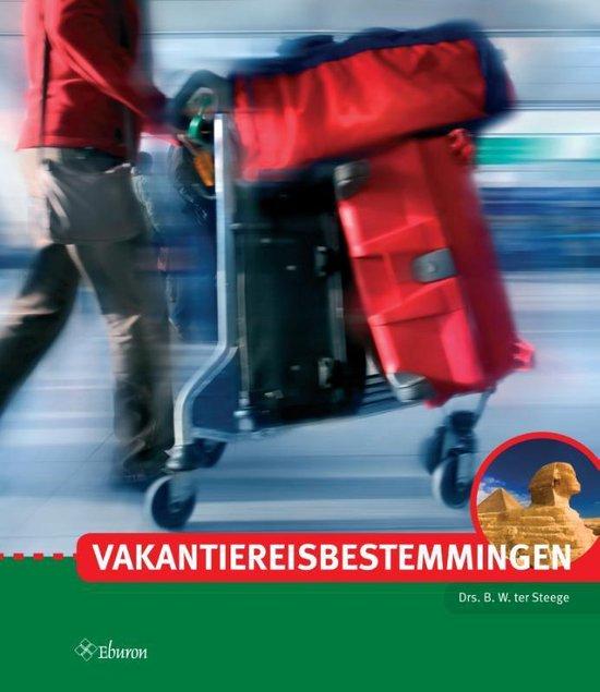 Vakantiereisbestemmingen - B.W. Ter Steege  