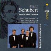 Complete String Quartets Vol.7: D94
