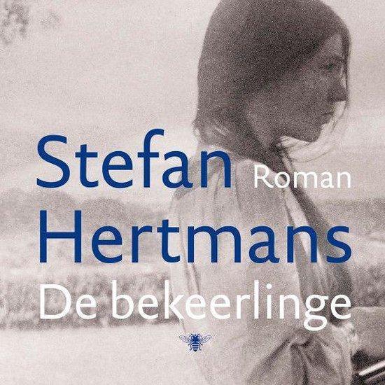 Boek cover De bekeerlinge van Stefan Hertmans (Onbekend)