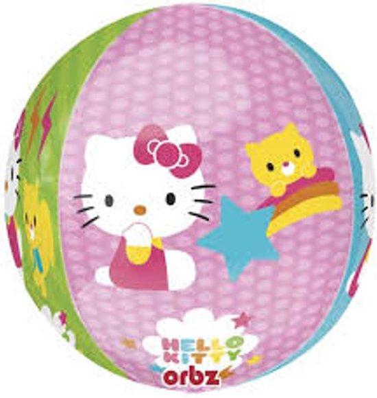 Hello Kitty!  ORBZ ballon