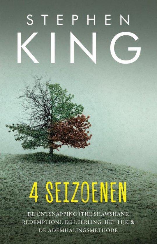 4 seizoenen - Stephen King |