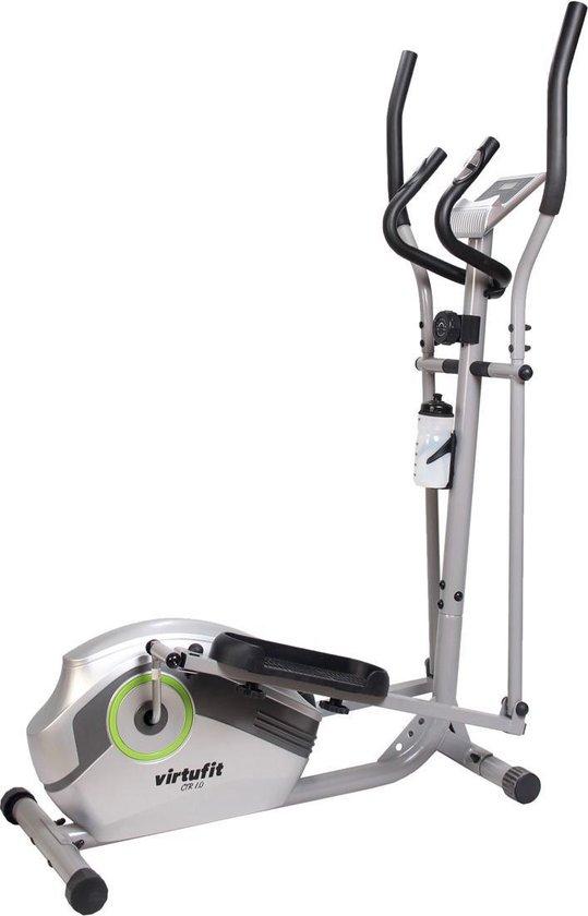Crosstrainer - VirtuFit CTR 1.0 - Met Tablethouder - Fitness - Grijs