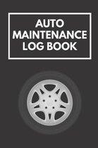 Auto Maintenance Log Book