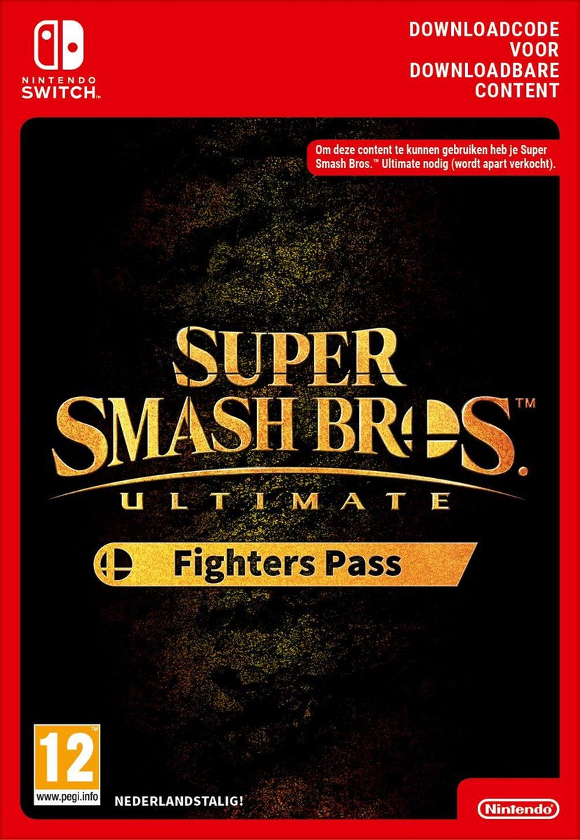 Super Smash Bros. Ultimate - Fighters Pass - Nintendo Switch Download